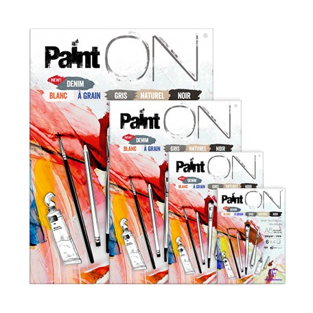 painton blok mixmedia Clairefontaine