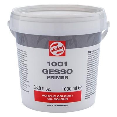 Gesso, uniwersalny grunt akrylowy, Talens, 1 litr