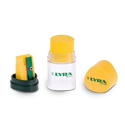 Temperówka z gumką, Temagraph Duo Lyra