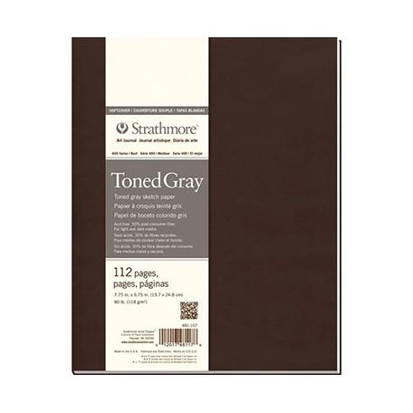 szkicownik toned grey strathmore