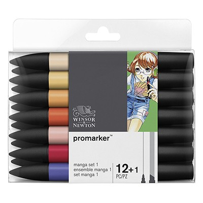 promarker manga expansion1 set
