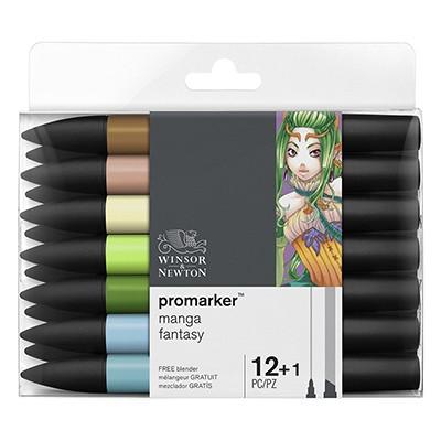 promarker manga fantasy set