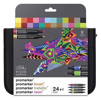 promarker mixed marker set