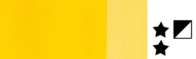 112 Permanent Yellow Lemon, farba olejna Classico 20 ml