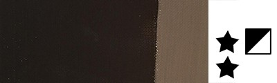484 Vandyke Brown, farba olejna Classico 20 ml