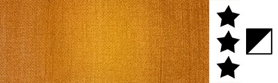 151 Deep Gold, metaliczna farba olejna Classico 20ml