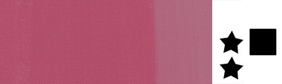 214 Quinacridone Rose Light, farba olejna Classico 60 ml