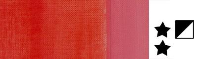 258 Quinacridone Red - Magenta, farba olejna Classico 60 ml