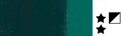 340 Permanent Green Deep, farba olejna Classico 60 ml