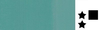 408 Turquoise Blue, farba olejna Classico 200 ml