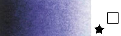 607 Violet, farba akwarelowa White Nights