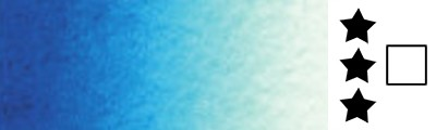 509 Bright Blue, farba akwarelowa White Nights