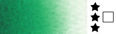 717 Brilliant green, farba akwarelowa White Nights