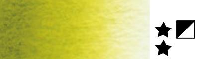 727 Olive Green, farba akwarelowa White Nights