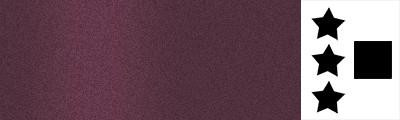 61 Micaceous purple, farba akrylowa Apa Color 150ml