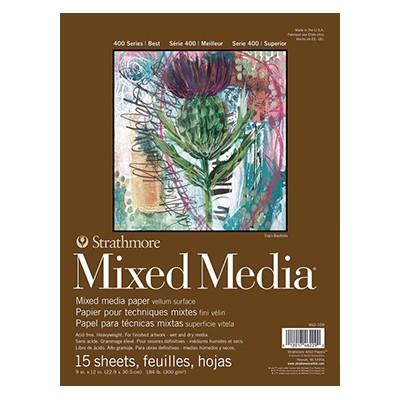 Blok Mixed Media Strathmore