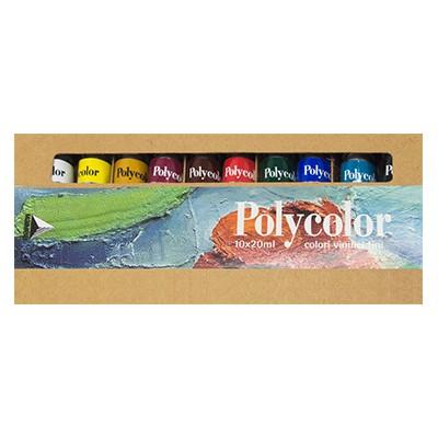 Polycolor farby akrylowe zestaw