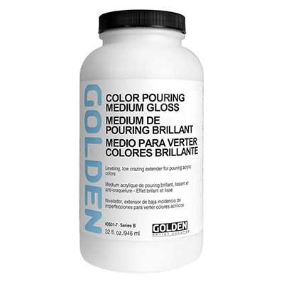 Color Pouring Medium Gloss