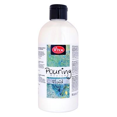Pouring medium Fluid, Viva Decor, 500 ml