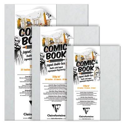 Blok do markerow Comic Book