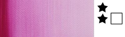 544 Purple lake, farba akwarelowa W&N, tubka 8ml