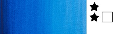 327 Intense blue, farba akwarelowa W&N, tubka 8ml
