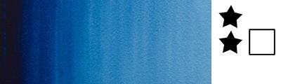 538 Prussian blue, farba akwarelowa W&N, tubka 8ml