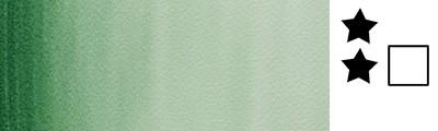 312 Hookers green dark, farba akwarelowa W&N, tubka 8ml