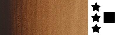 676 Vandyke brown, farba akwarelowa W&N, tubka 8ml