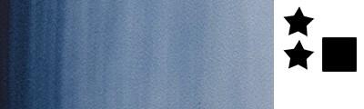 322 Indigo, farba akwarelowa W&N, tubka 8ml
