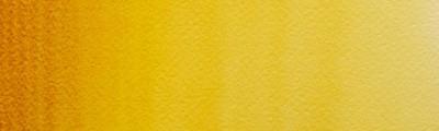 653 Transparent yellow, akwarela Professional, półkostka