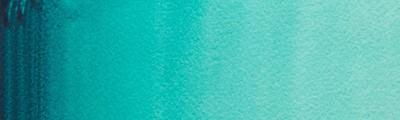 719 Winsor Green (blue shade), akwarela Professional, półkostka