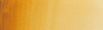 744 Yellow ochre, akwarela Professional, półkostka