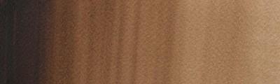 676 Vandyke brown, akwarela Professional, półkostka