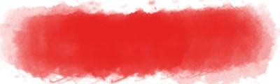 022 Carmine Red, pisak pędzelkowy CLEAN COLOR, Kuretake