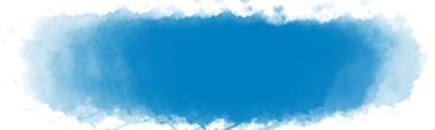 034 Dull Blue, pisak pędzelkowy CLEAN COLOR, Kuretake