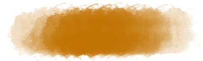 063 Ochre, pisak pędzelkowy CLEAN COLOR, Kuretake