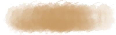 075 Brick Beige, pisak pędzelkowy CLEAN COLOR, Kuretake