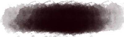010 Black, pisak pędzelkowy CLEAN COLOR, Kuretake