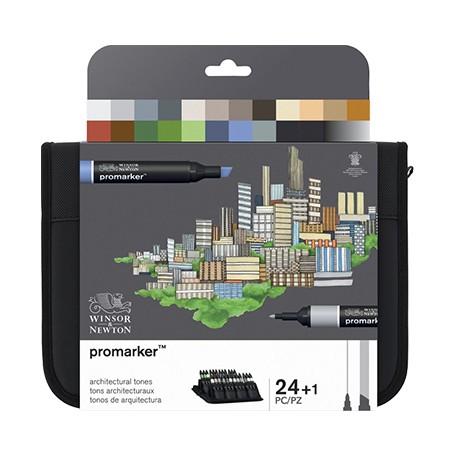 architecture promarker set