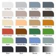 architecture promarker set paleta