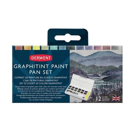 Graphitint Paint Pan set derwent
