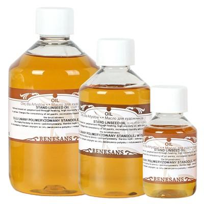 Olej lniany polimeryzowany Renesans