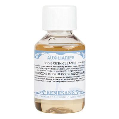 Ekologiczny płyn do czyszczenia pędzli Renesans, 100 ml