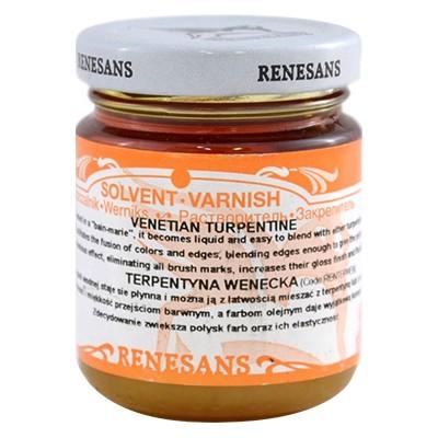 Terpentyna wenecka Renesans