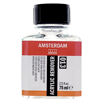 013 Środek do usuwania farby akrylowej, Talens, 75 ml