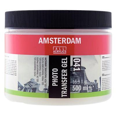 Żel do fototransferu Amsterdam, photo transfer gel 500ml