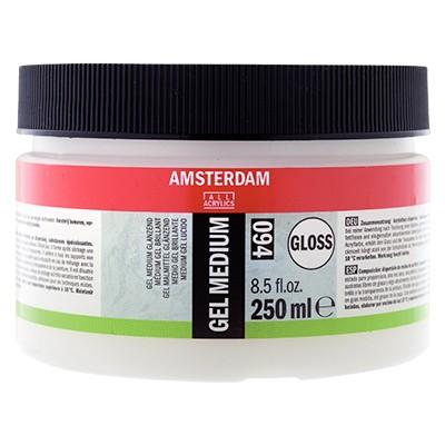 094 gel medium gloss talens amsterdam