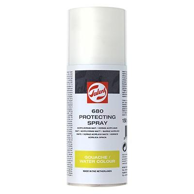 Werniks ochronny 680, Talens, spray 150 ml