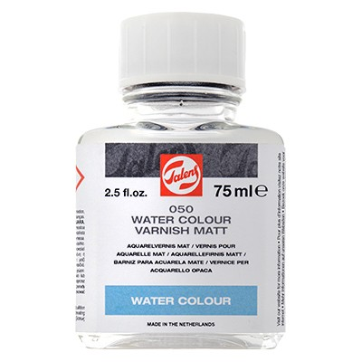 Werniks matowy do akwareli 050, Talens, 75 ml